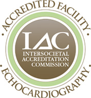 Intersocietal Accreditation Commission – Echo Lab Logo