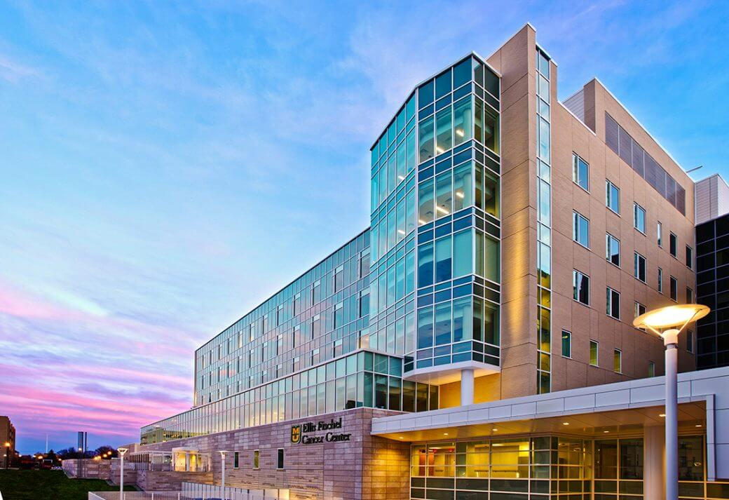 photo of Ellis Fischel Cancer Center