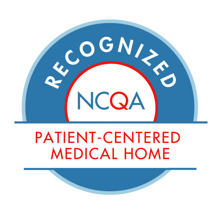 NCQA Patient-Centered Medical Home (PCMH) logo