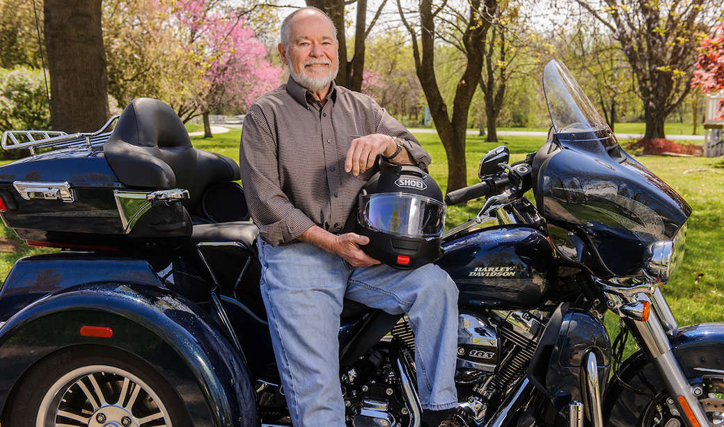 Don Cable motorcycle