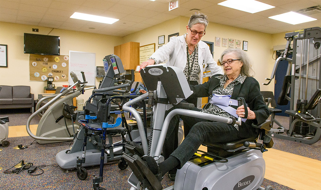 Cardiac And Pulmonary Rehabilitation Offers Patients