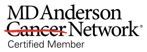 MD Anderson Cancer Network Logo