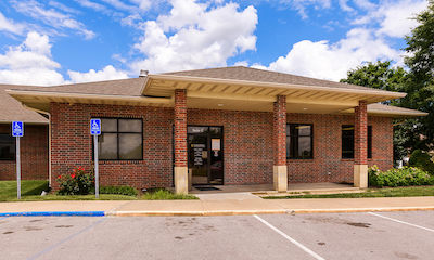 Fulton Family Health Building