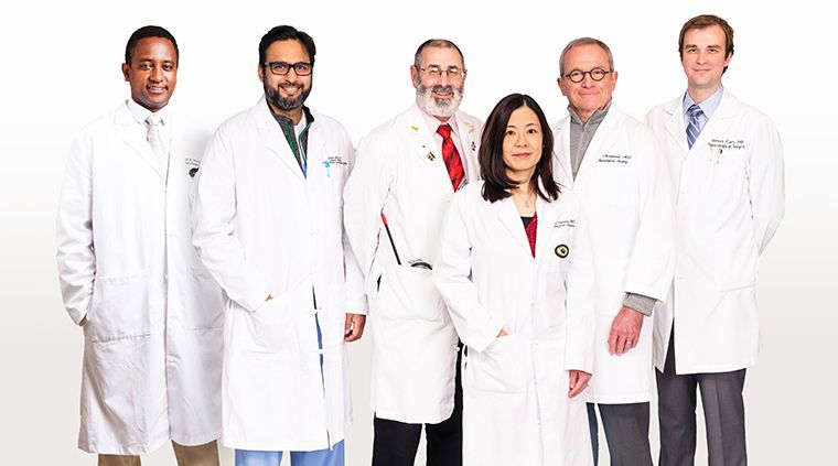 Neurosurgery - MU Health Care