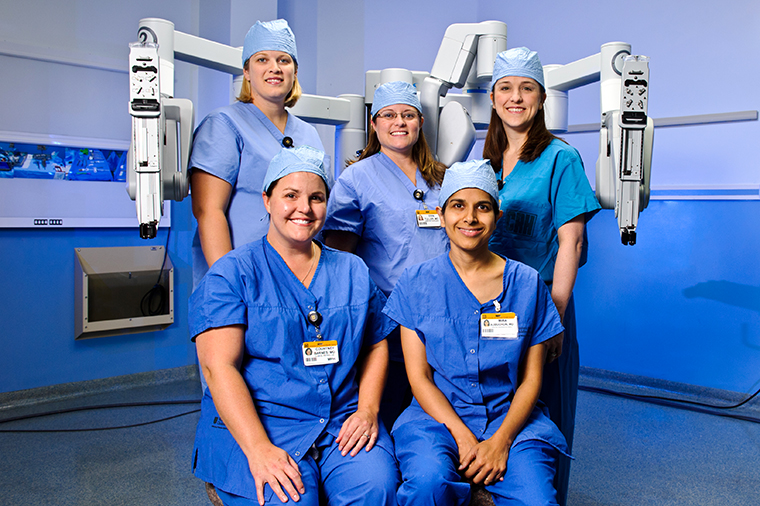 photo of Gynecologic Cancer team