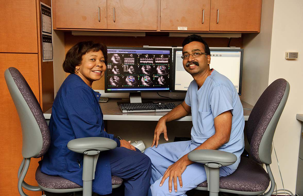 photo of cardiologists