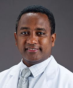 Fassil Mesfin, MD, PhD