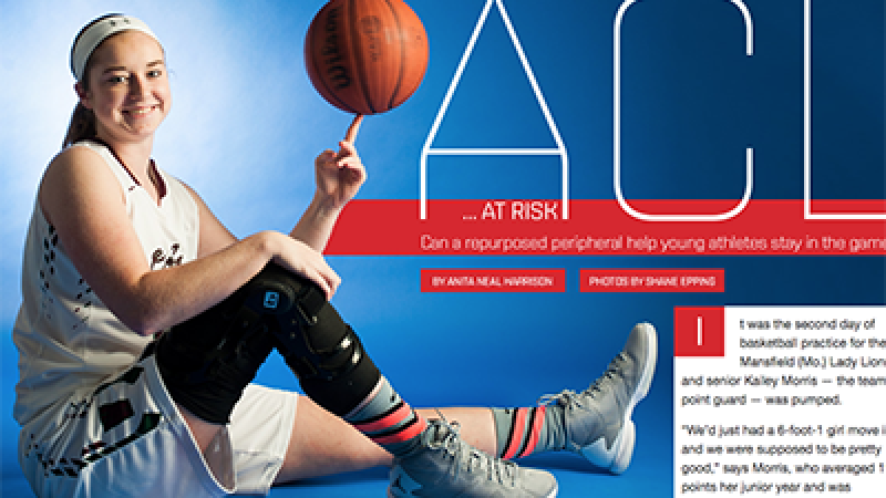 ACLs at Risk: Can a Repurposed Peripheral Help Athletes?