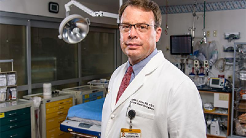 Dr. Stephen Barnes, MD