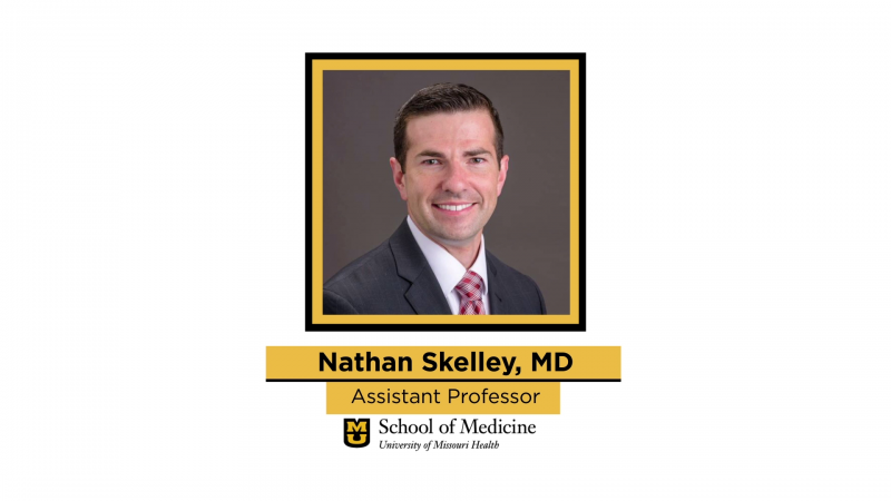 Photo of Dr. Skelley