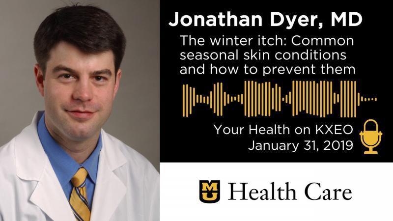 Jonathan Dyer, MD - MU Health Care
