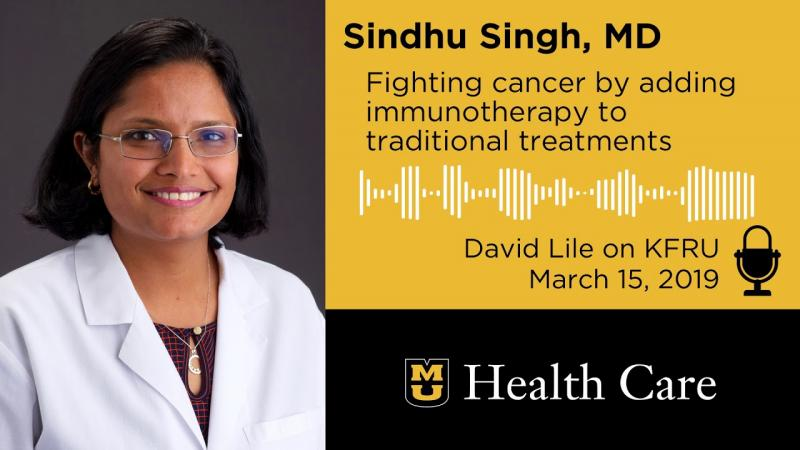 Sindhu Singh, MD - MU Health Care