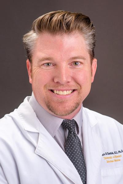 Brian Bostick, MD, PhD headshot