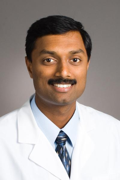Anand Chockalingam, MD headshot