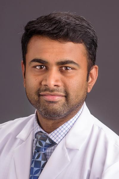 Hariharan Regunath, MD headshot