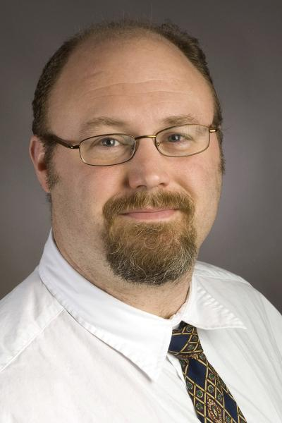 David Beversdorf, MD headshot
