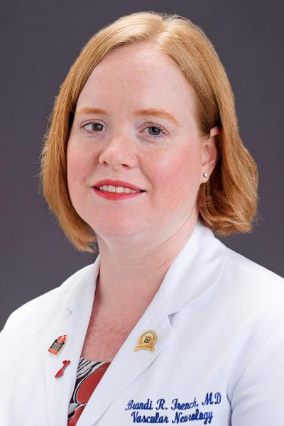 Brandi French, MD headshot