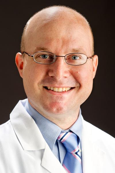 Derek Staner, MD headshot