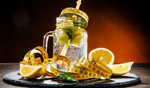 Juice and detox diets