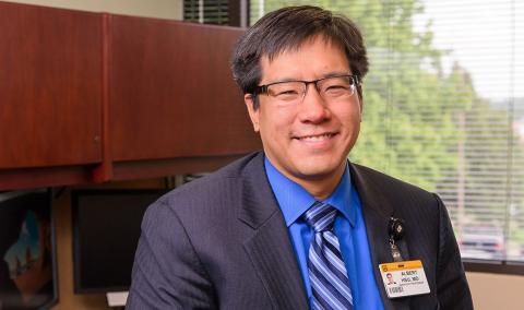 Albert Hsu, MD