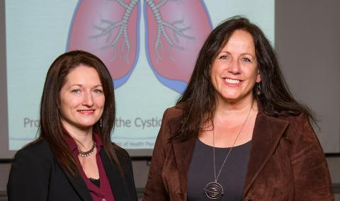 Marianne McClain, PsyD, and Laura Schopp, PhD