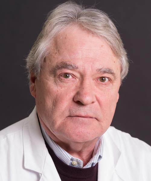 Robert Burger, MD headshot