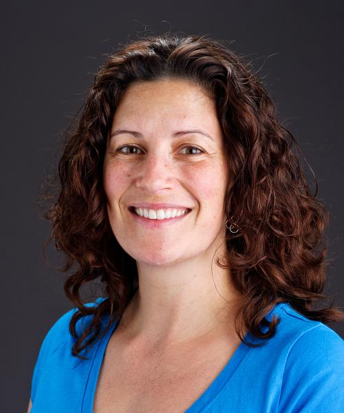 Nikole Cronk, PhD headshot