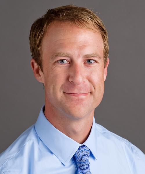 Paul Dimond, CRNA headshot