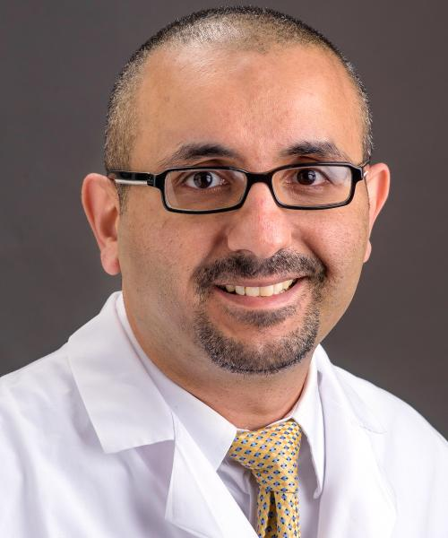 Ahmed Elkeeb, MD headshot
