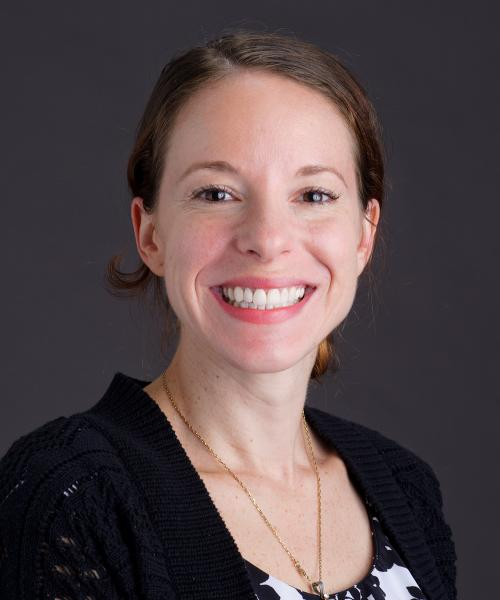 Emily Goeller, MD headshot