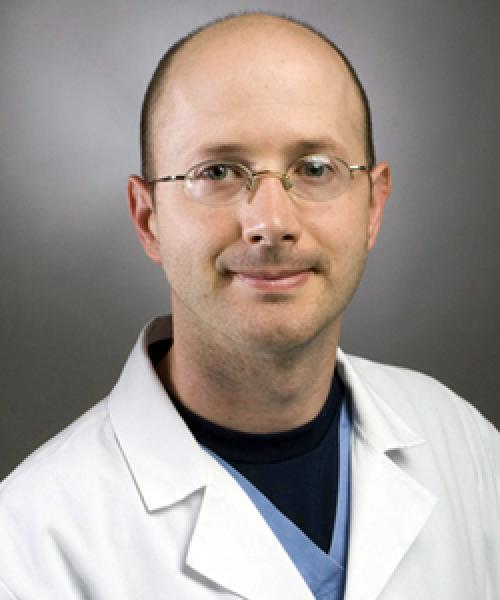 Kieth Groh, MD headshot