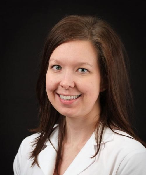 Alicia Ludden-Schlatter, MD headshot