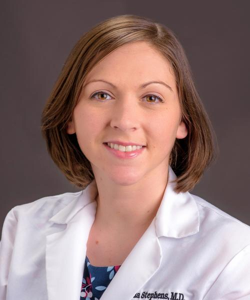 Amanda Stephens, MD headshot