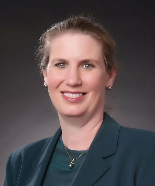 Kimberly Suppes, MD headshot