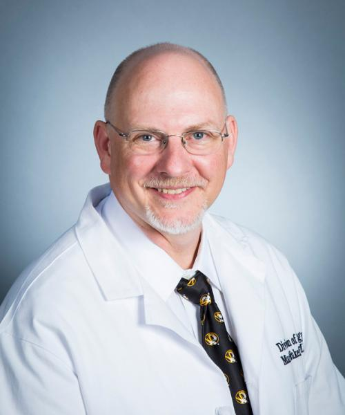 Mark Wakefield, MD headshot