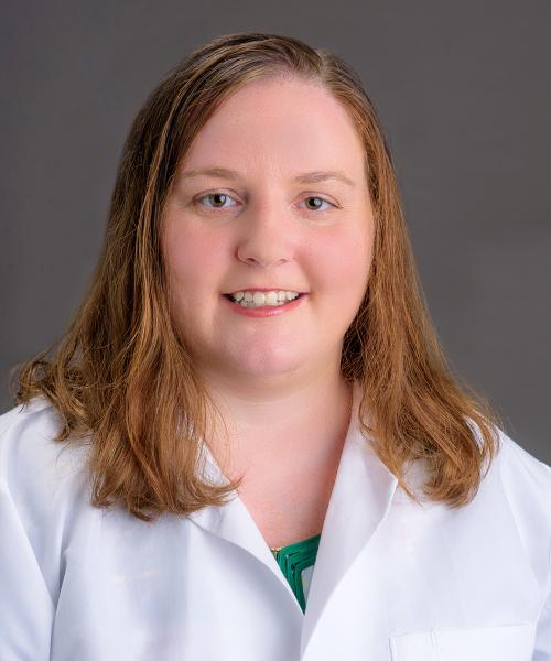 Anna Hulbert, MD headshot