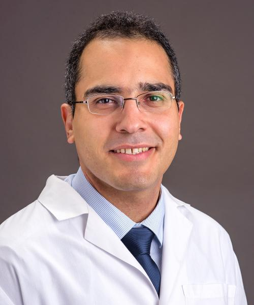 Amr Abdelaziz, MD headshot