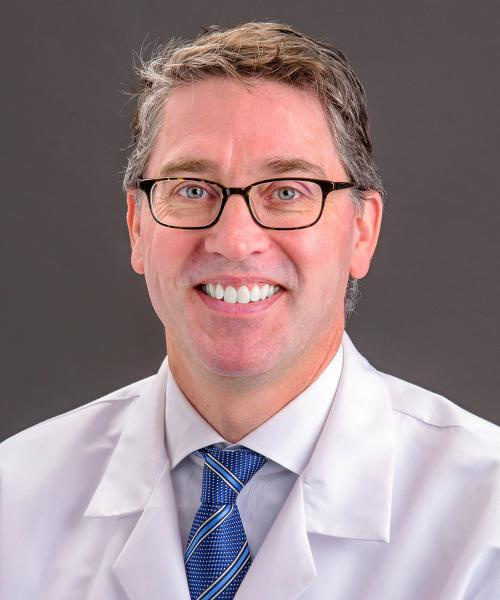 Frederick Fraunfelder, MD headshot