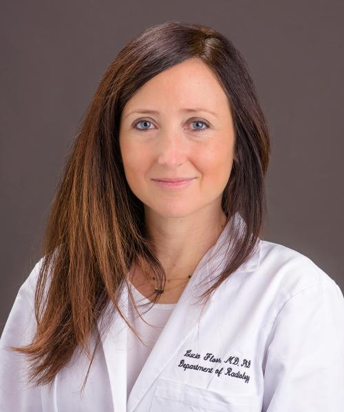 Lucia Flors Blasco, MD, PhD headshot
