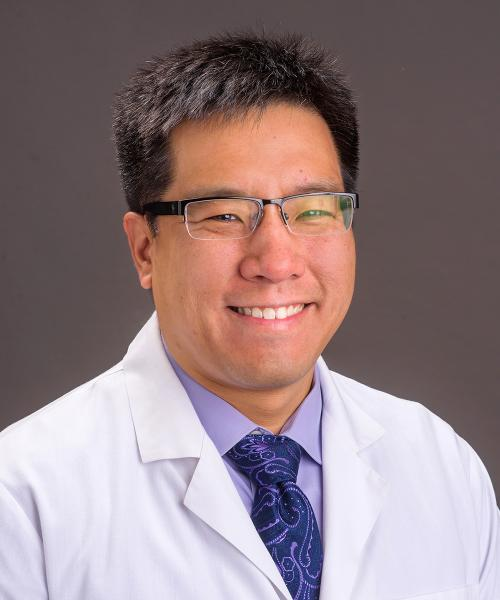 Albert Hsu, MD headshot