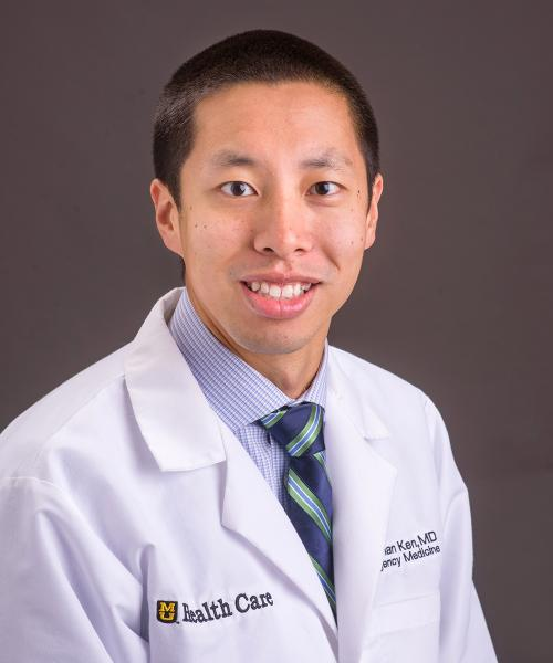 Jonathan Ken, MD headshot