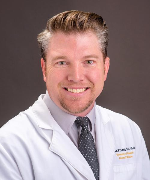 Brian Bostick, MD headshot