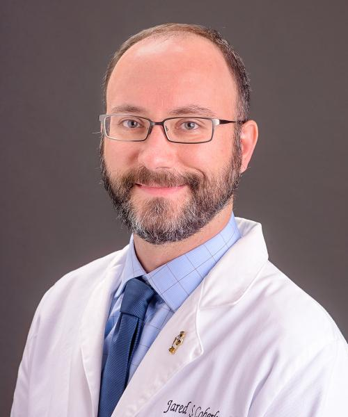 Jared Coberly, MD headshot