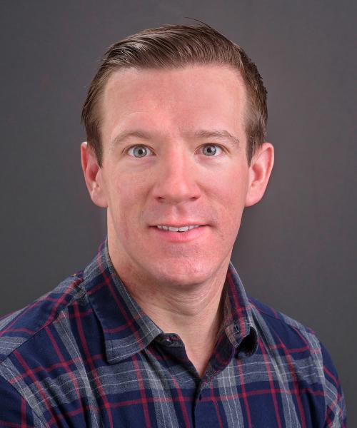 Jason Grant, CRNA headshot