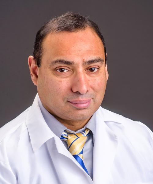 Adnan Qureshi, MD headshot