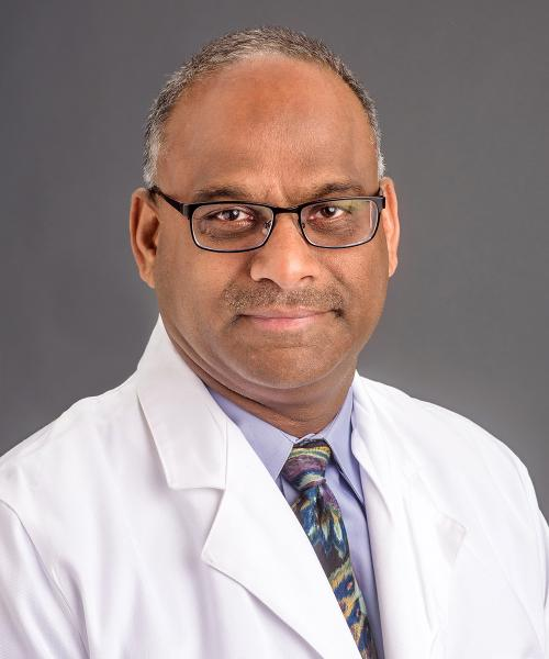 Sathish Kodali, MD headshot