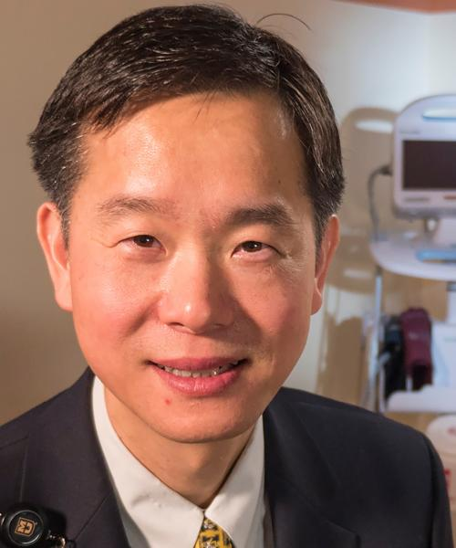 Zihao Wu, MD headshot