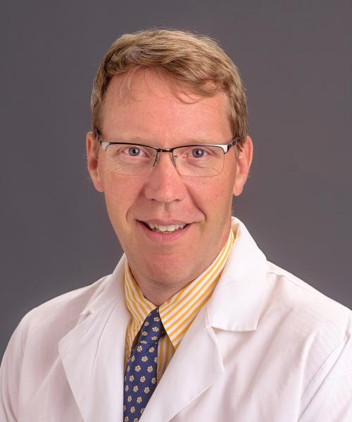 William Kinney, MD headshot