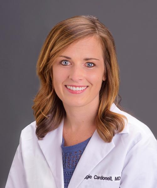 Maggie Cardonell, MD headshot