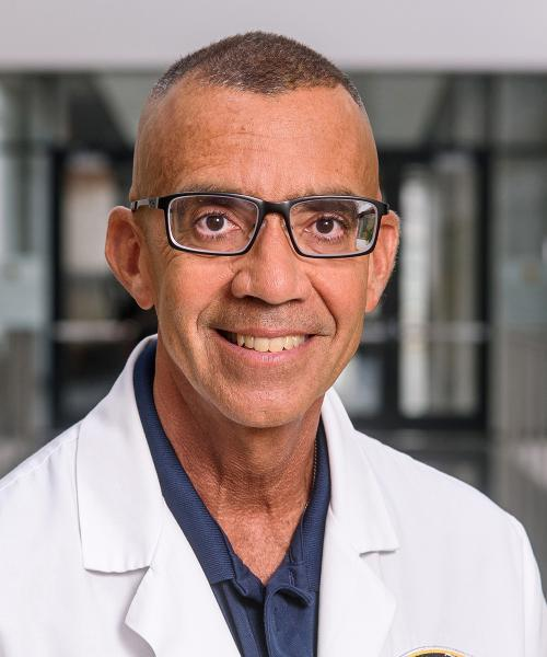 Warren Lockette, MD headshot
